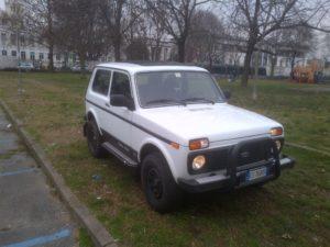 La Lada 4X4M Euro5 ABS di Mockba993